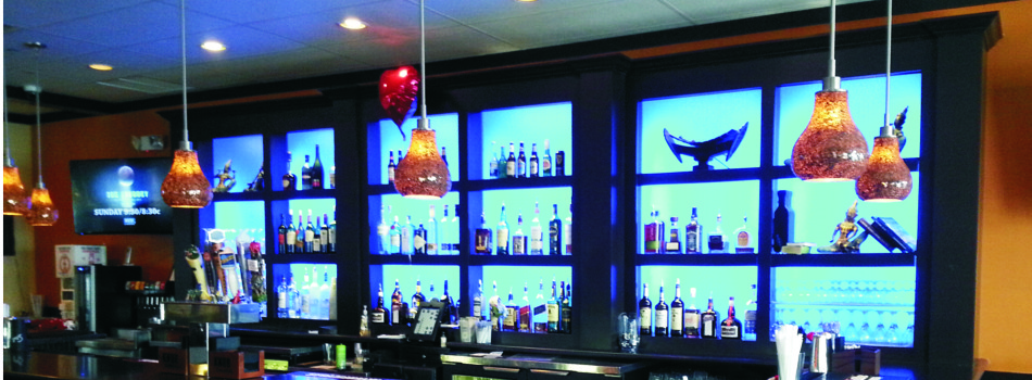 Architectural Lighting For Bars