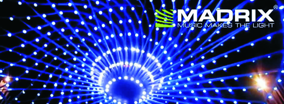 Now Offering Madrix Intelligent Lighting Systems