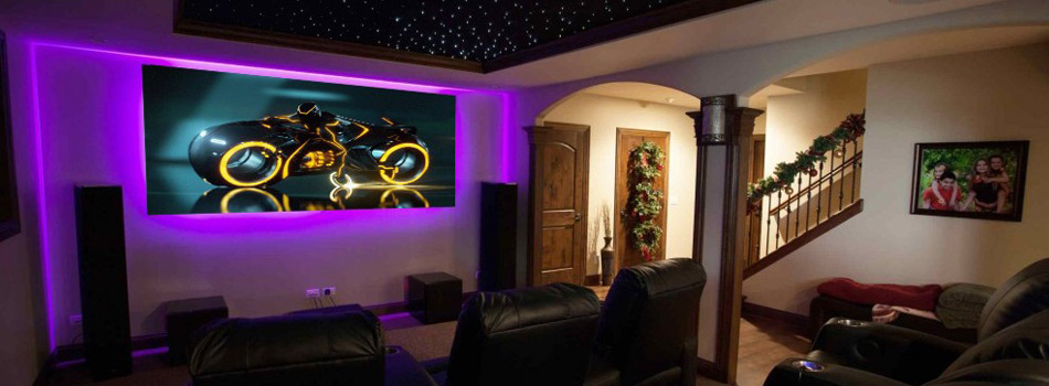Indy's Best Home Theater Design and Installation