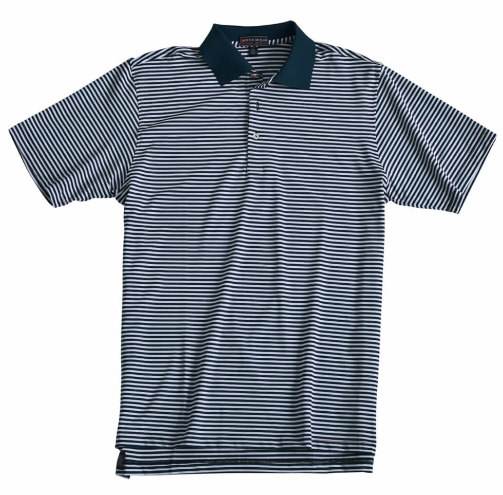 Competition Stripe Stretch Jersey