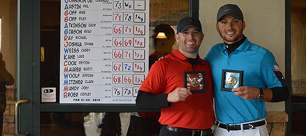 Michael Ray and Josh Irving win North Four-Ball