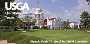 2015 USGA Qualifying � Texas