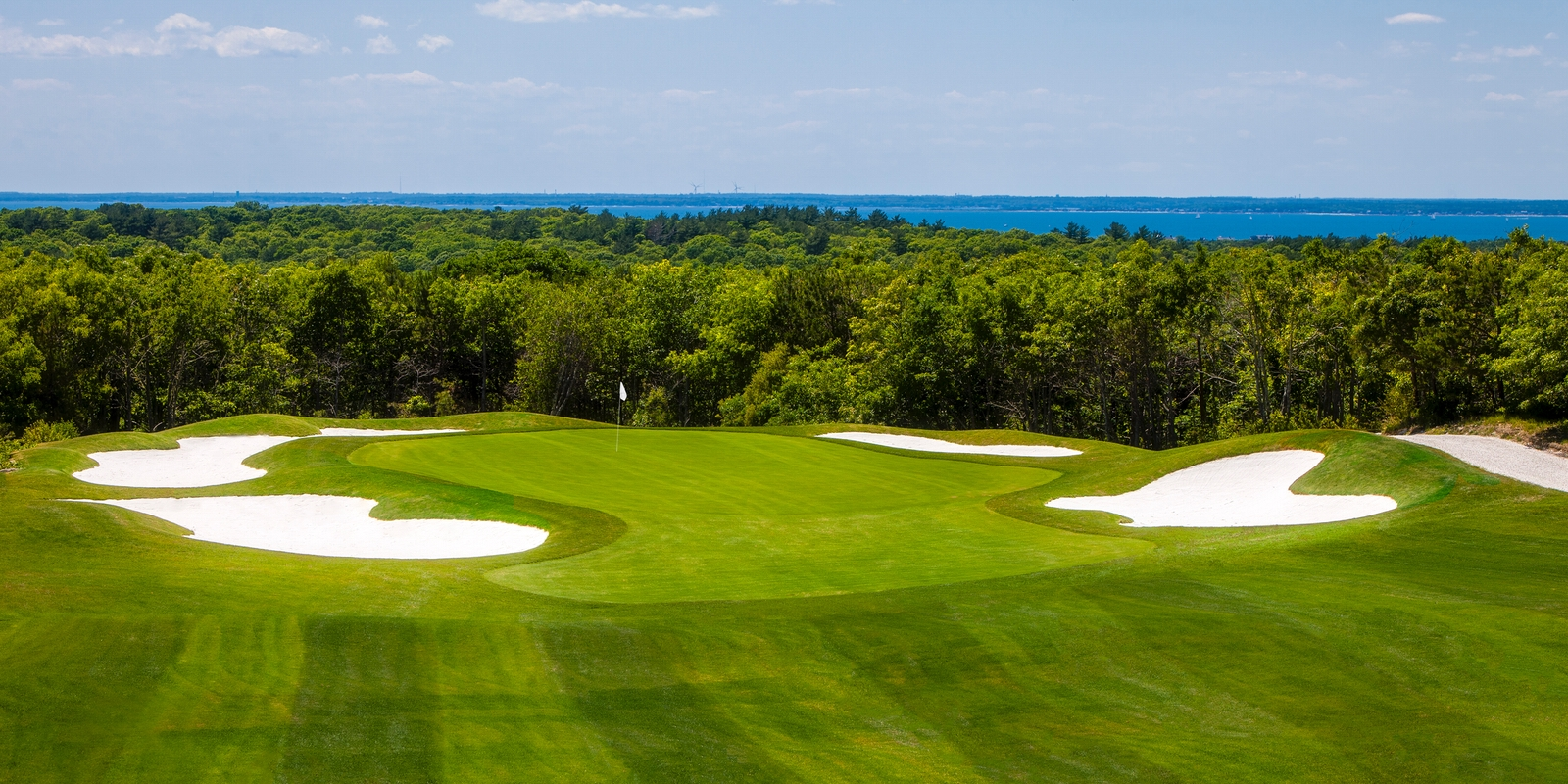 The Cape Club by Troon - Cape Cod Golf - Falmouth, Mass.