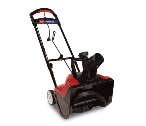 1800 Power Curve Single-Stage Snowthrower