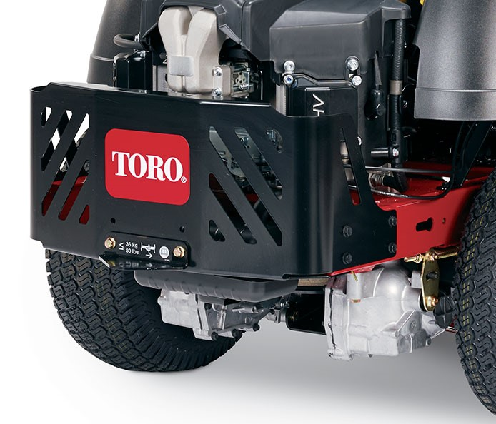 timecutter heavy duty rear engine guard ss mx sw swxtcz_rear_engine_guard_2015_models toro timecutter ss5000 the mower shop