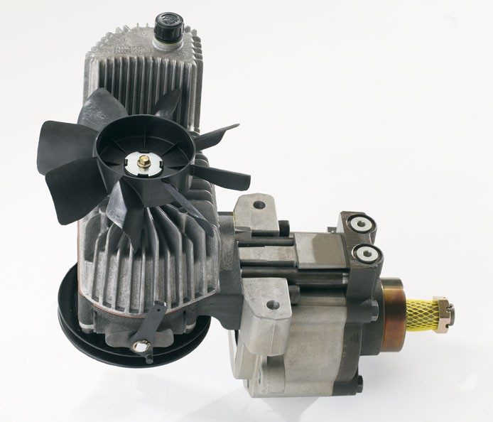 Hydraulic Pumps For Zero Turn Mowers : Toro series quot hp mower shop products