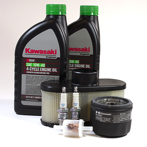 "54"" fastrak tune-up kit (kawasaki fr-series models) - the mower shop"