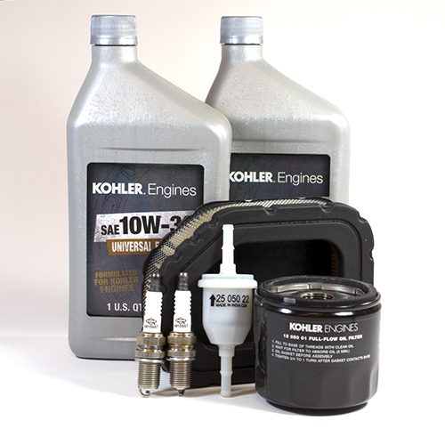 Kohler SV-Series Twin Cylinder Engine RePower Kit (2013 & Prior)
