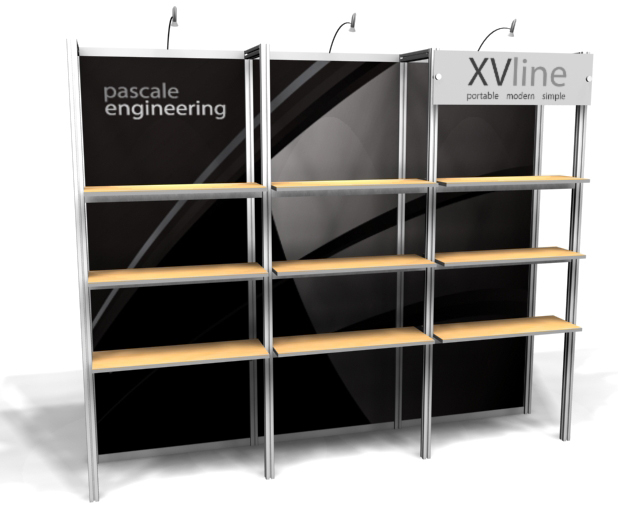 Exhibitline XV6.1020