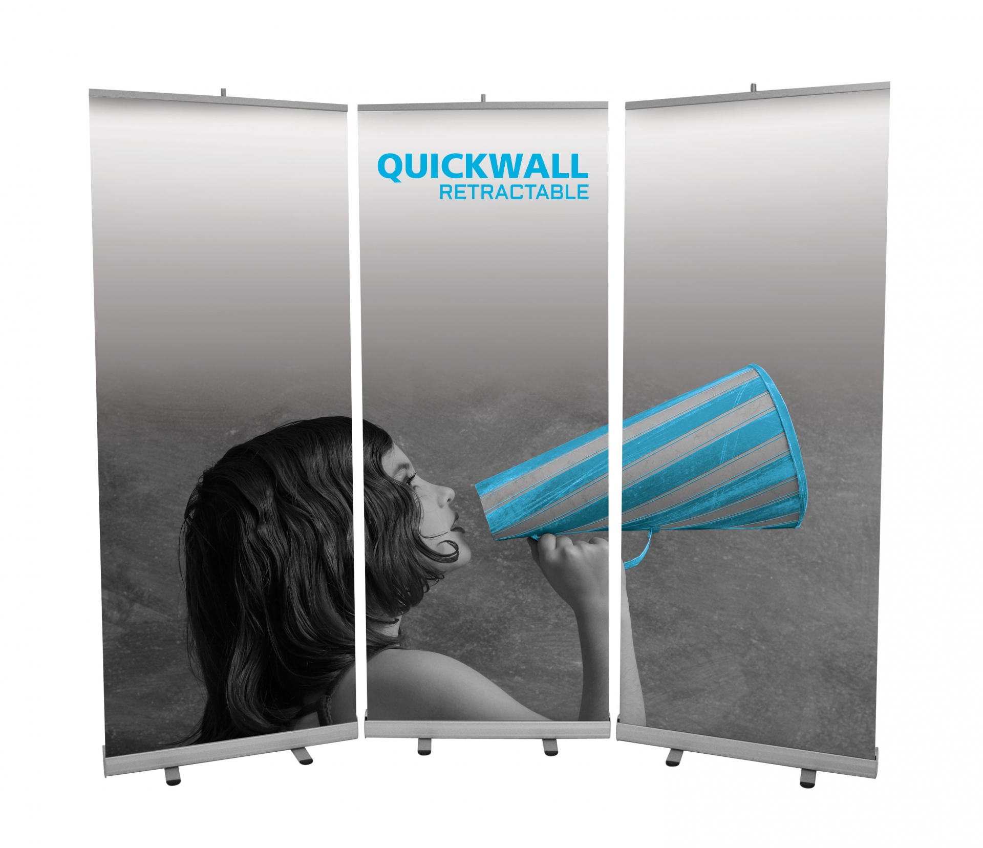 Budget Banner Stands