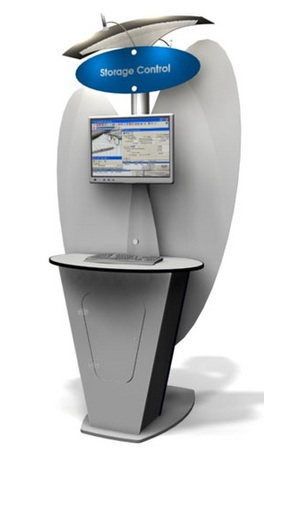 Trade Show Monitor Stands & Kiosks