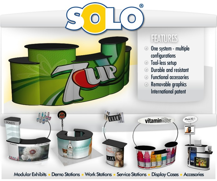 Solo Counters & Workstations
