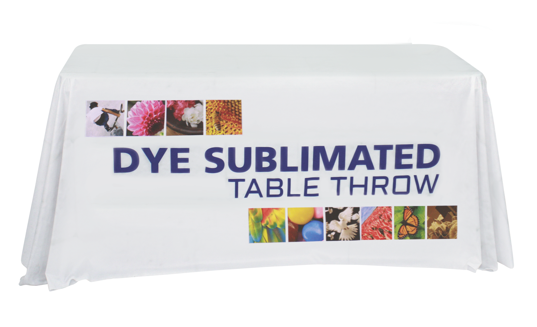4' Full Color Table Cover