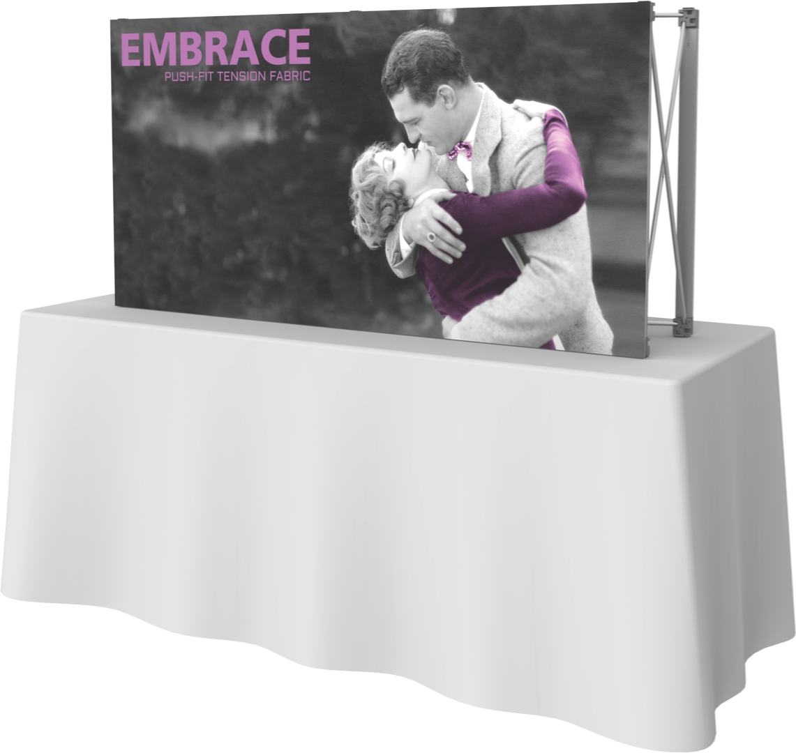 Embrace 2x1 front graphic