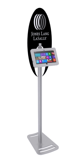 MOD-1368M Surface Stand with graphics