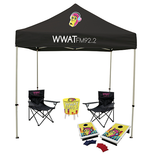 Tailgater Jr. Total Show Package