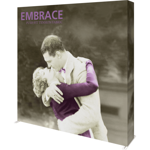 Embrace 3x3 front graphic with endcaps