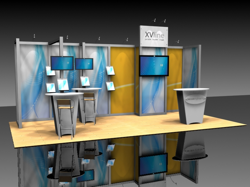 Exhibitline VMC.1020