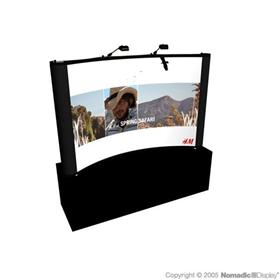 5 x 8 Nomadic Instand Tabletop Display