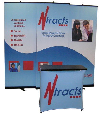 Pronto Banner Stand Kit