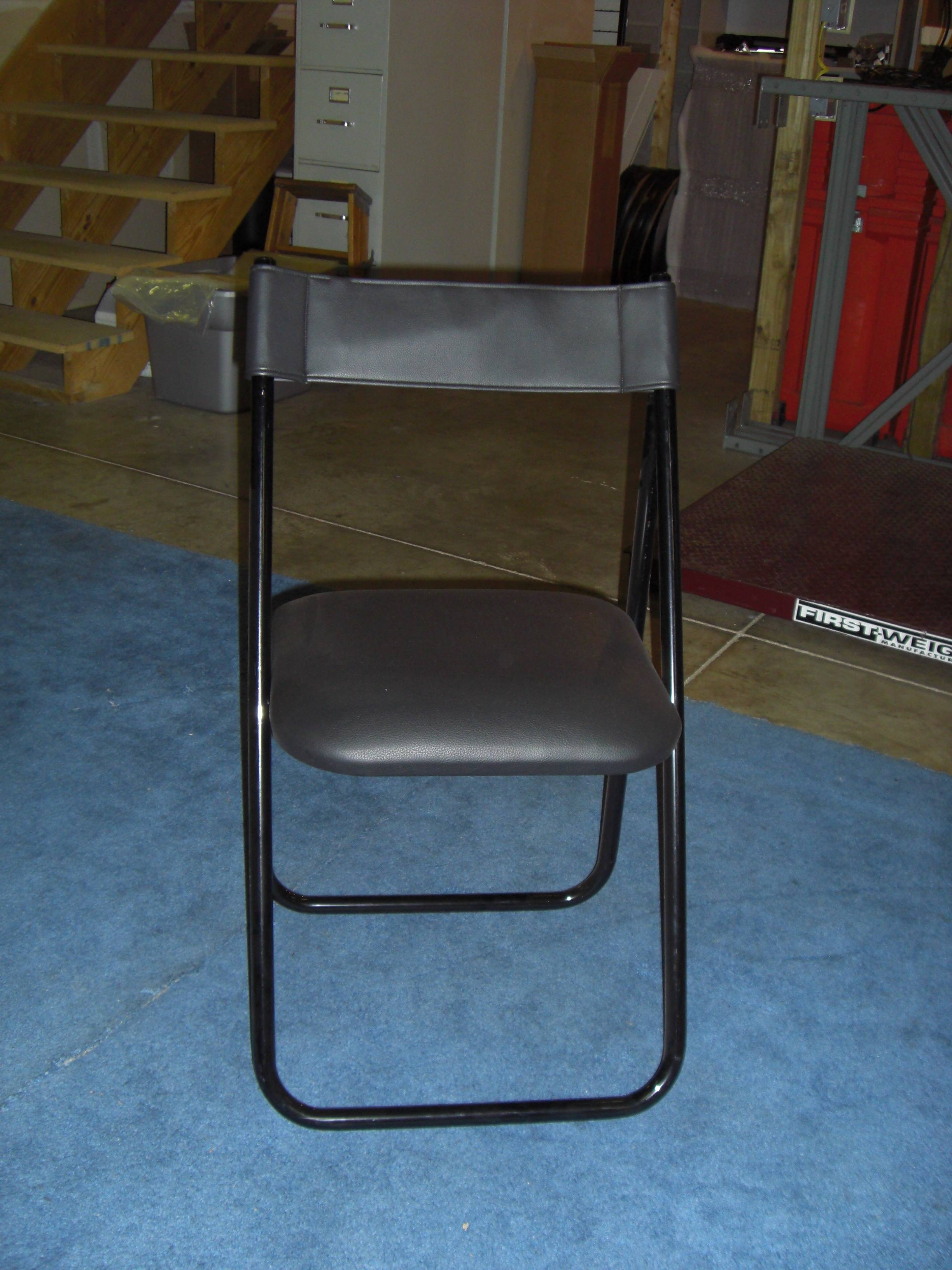 Trussworks folding chair