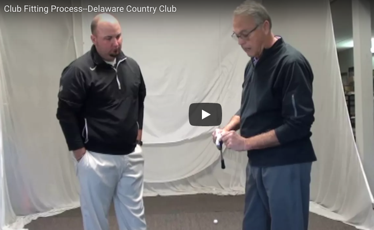 Golf Shop Tech Talk: Club Fitting Process