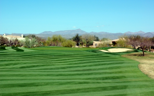 Tonto Verde Association: Ranch Course Hole 1