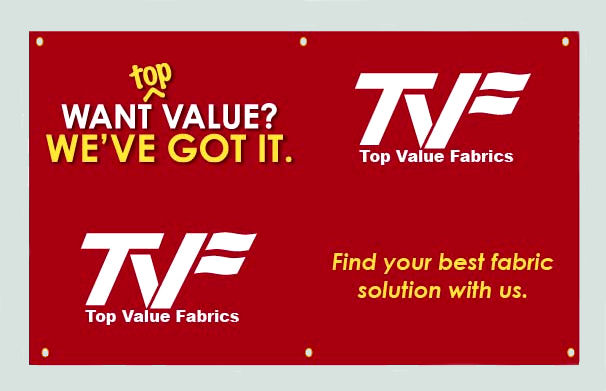 Top Value Fabrics: Dye Sublimation Fabrics