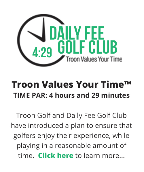 Troon Daily Fee