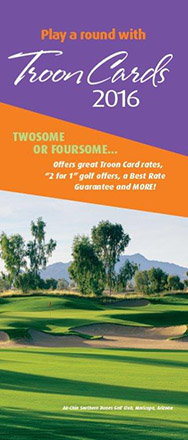 Troon Cards 2016