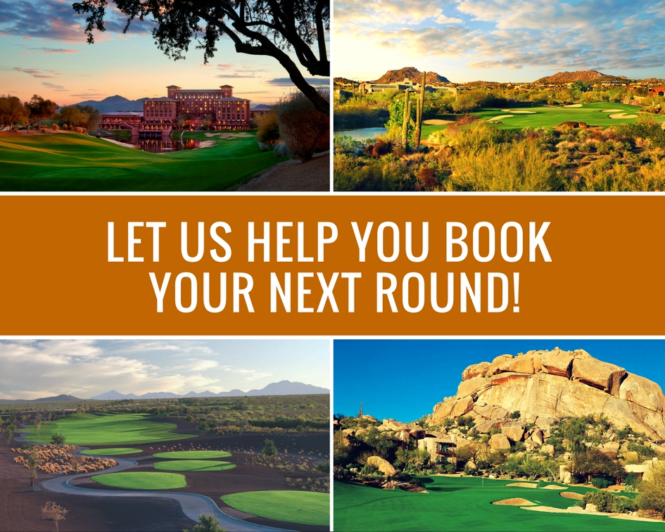 Troon Golf Arizona: Group Events & Packages