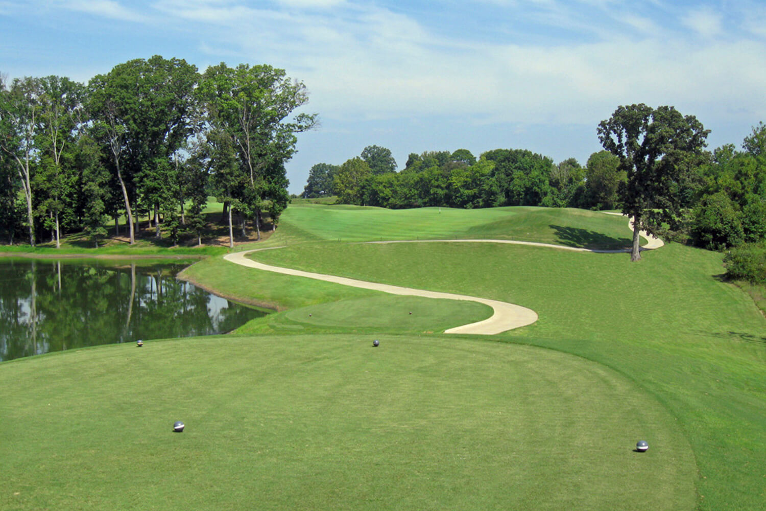 Five Oaks Golf & Country Club Lebanon, Tennessee