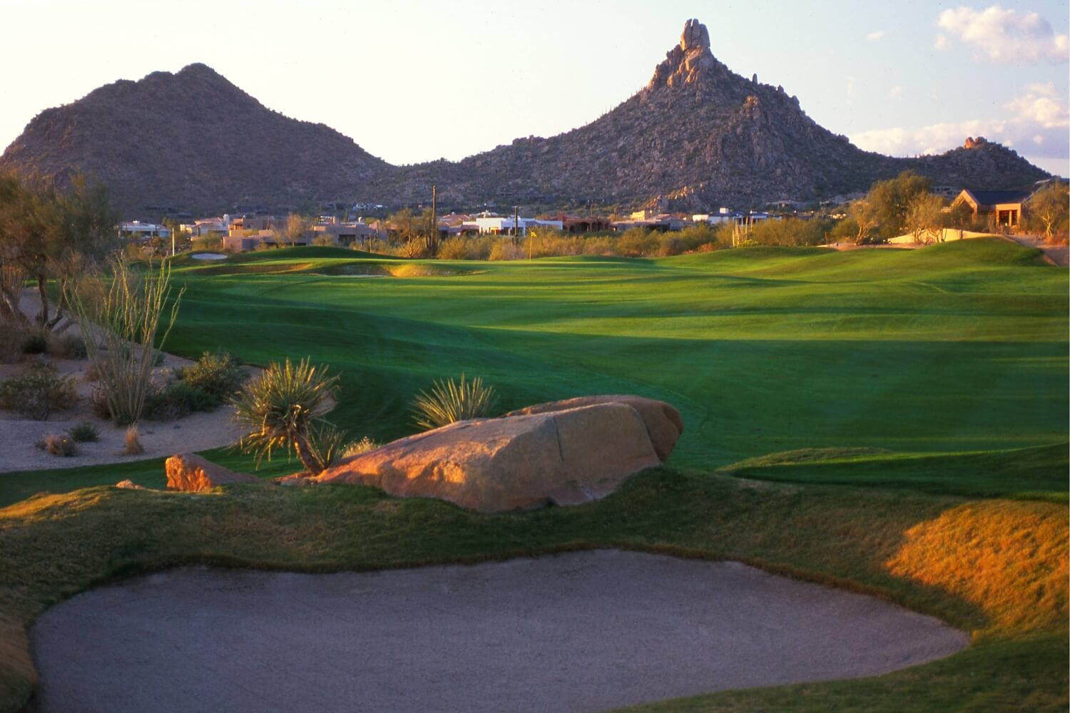 December Debut Planned For All-New Troon Country Club