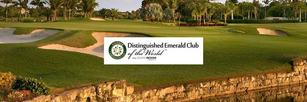 Distinguished Emerald Club of the World