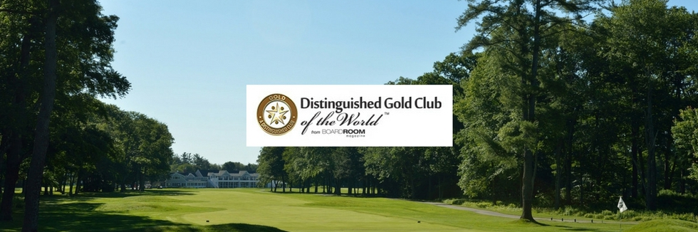 Distinguished Gold Club of the World