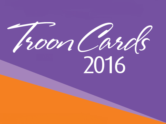 2016 National TwoSome Card