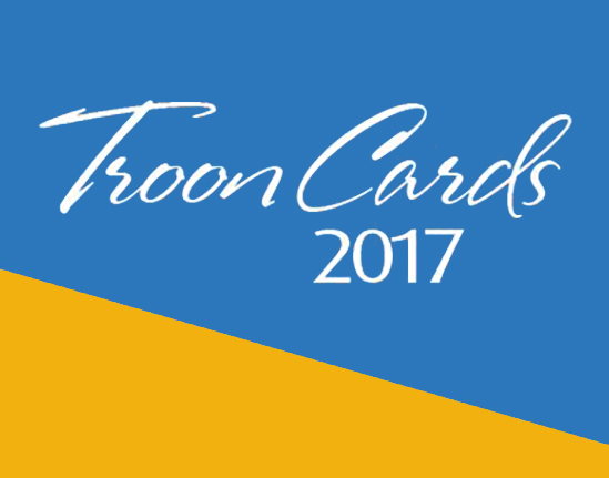 2017 Central TwoSome Card