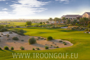 Arabian Ranches Golf Club Golf Course