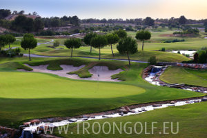 Las Colinas Golf & Country Club Golf Course