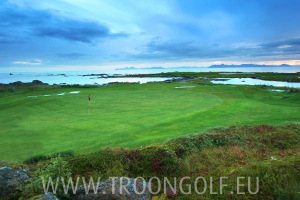 Lofoten Golf Links, Norway Golf Course