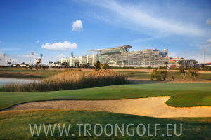 Meydan Golf Club Golf Course
