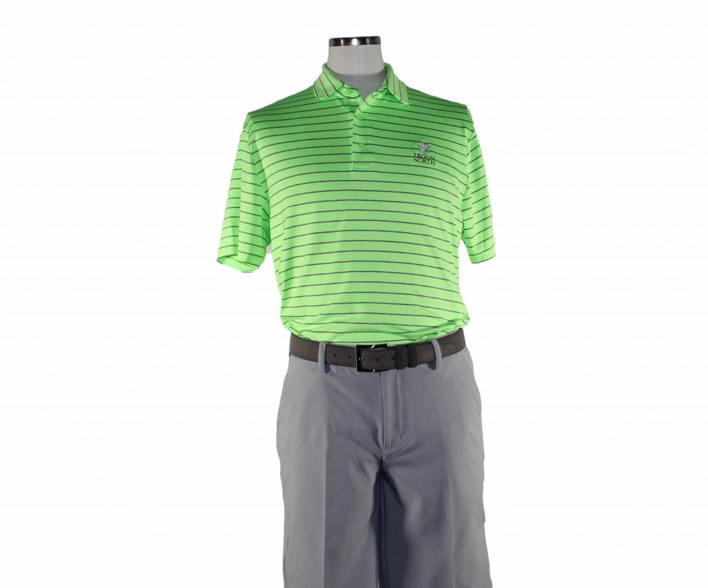 Troon North - Under Armour Performance Stripe Polo