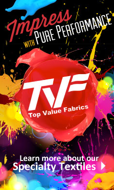 Top Value Fabrics - Print Media