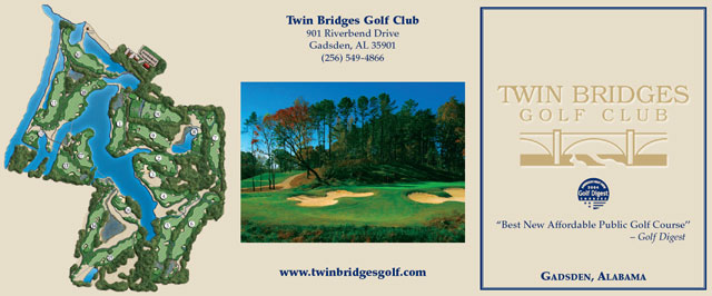 Twin Bridges Scorecard
