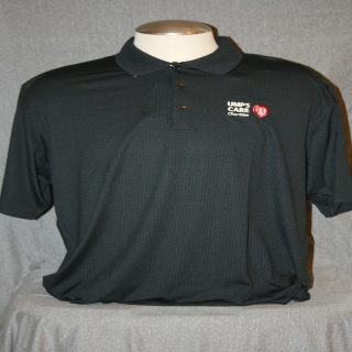 UMPS CARE Antigua Phoenix Polo -  Black - Size 2XL