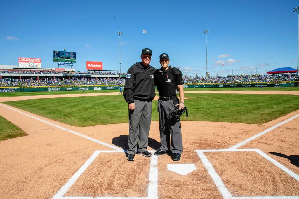 A Father's Day Story - Umpire Edition