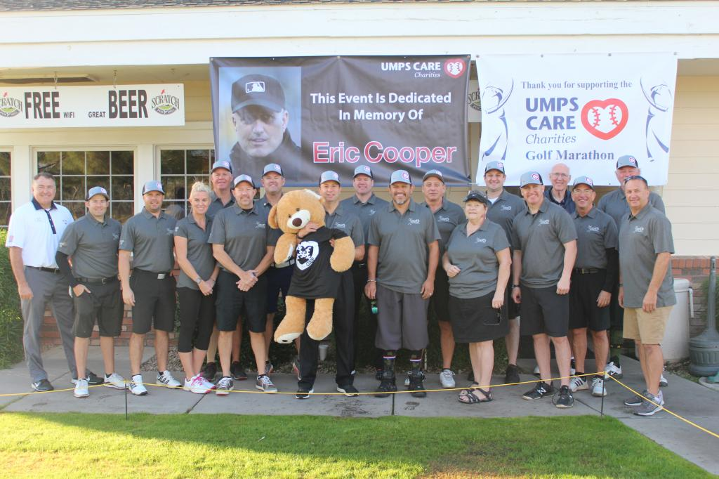MLB Umpires Raise More Than $67K To Support UMPS CARE Charities