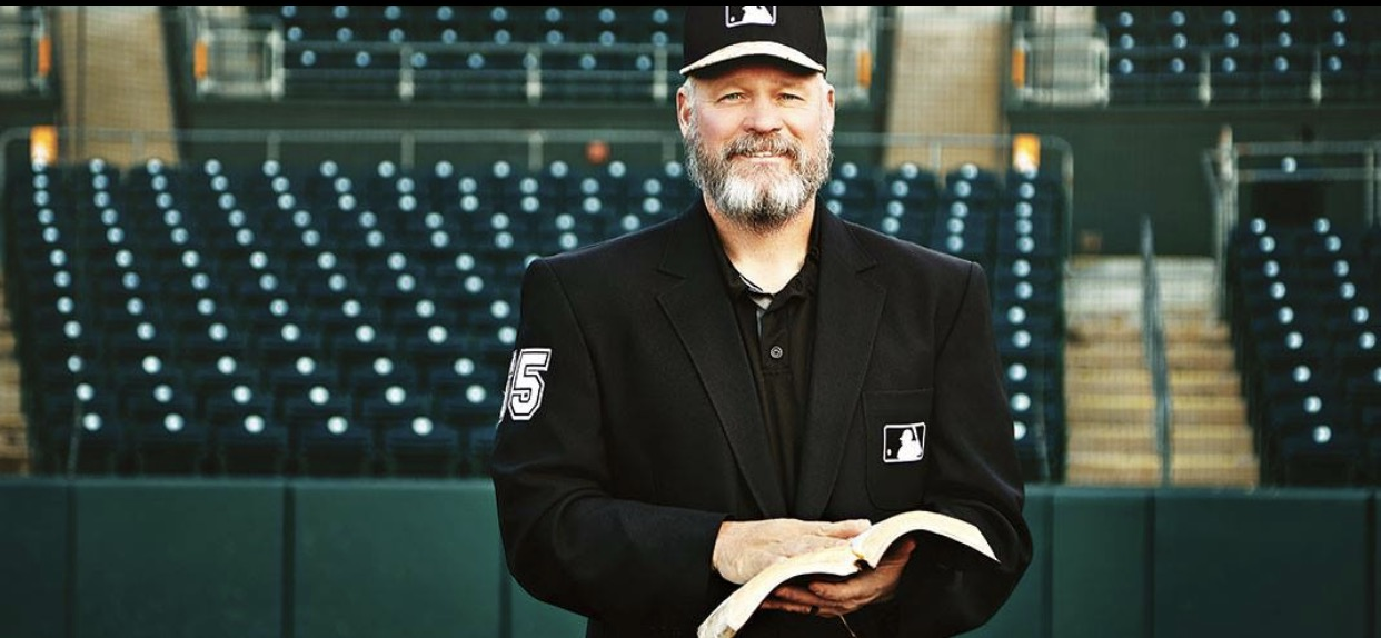 Calling for Christ - An Interview with Ted Barrett
