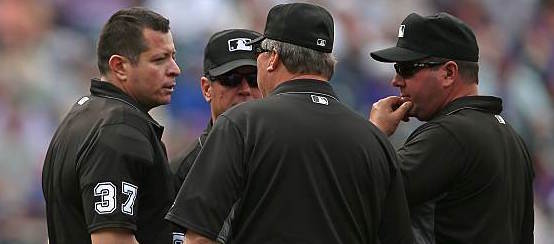Get to Know an Ump - Carlos Torres