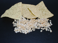 Tortilla Chip Granulation